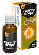 Energy Drops-30ml Taurin & Guarana  (m+w)