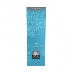 Żel/sprej-Stimulation MINT women 30ml