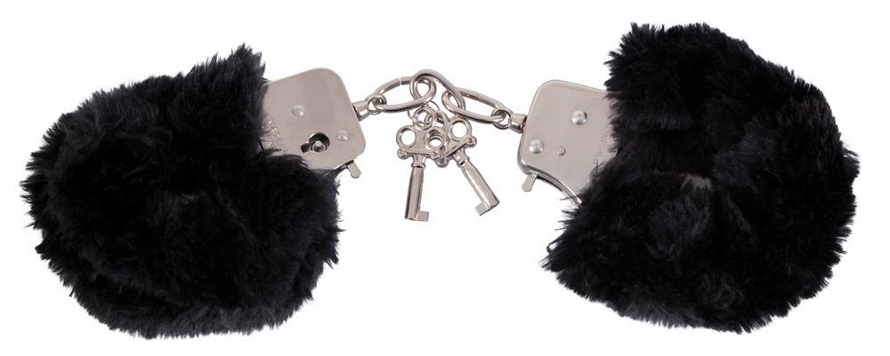 5261340000 Love Cuffs black-Kajdanki