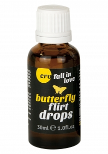 Ero Butterfly Flirt Drops 30 ml
