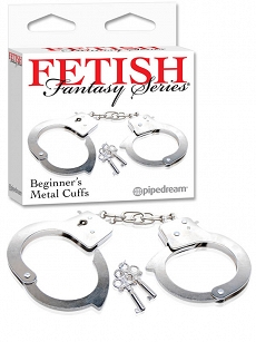 Kajdanki - FF BEGINNER METAL CUFFS