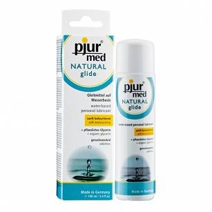 pjur MED Natural glide 100ml-waterbased