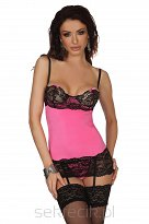 Shirley chemise pink